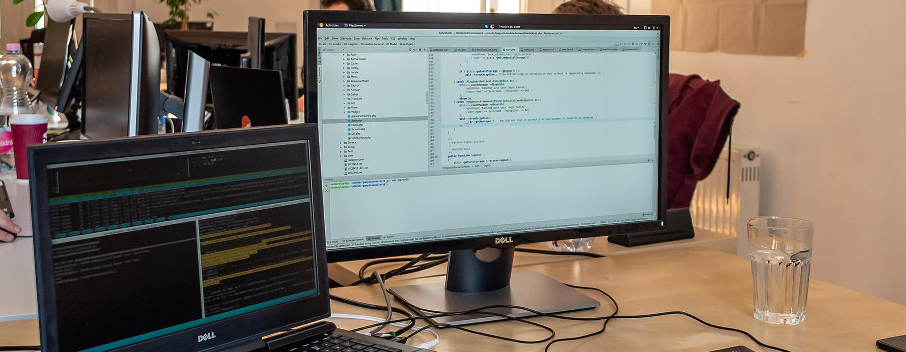 Magento webshop code audit