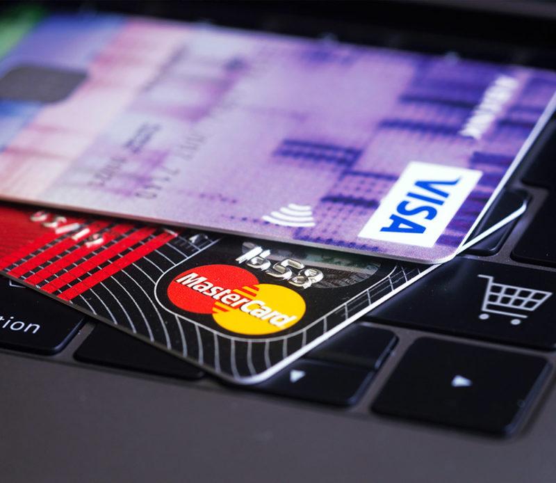Numerous payment methods