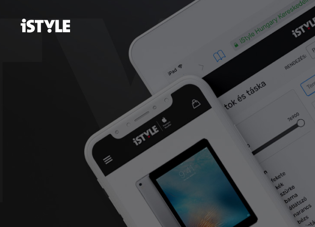 Integrated eCommerce ecosystem for iSTYLE in 12 countries